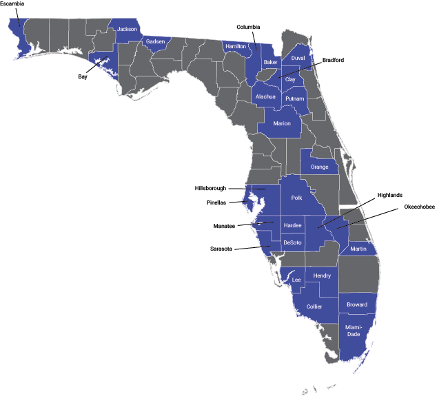 Sites Map