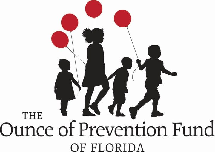 Logo: Ounce of Prevention Fund of Florida