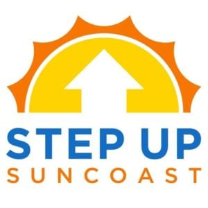 Logo: Step Up Suncoast