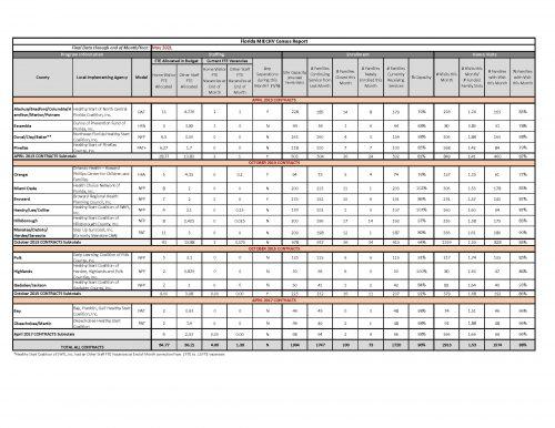 CDQR Summary May 2021